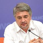 Украинский историк, политолог Ростислав Ищенко