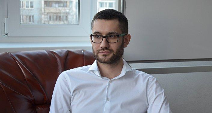 Filologs Mihails Osadčijs. Foto no arhīva