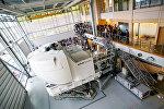 Тренировочный центр авиакомпании airBaltic