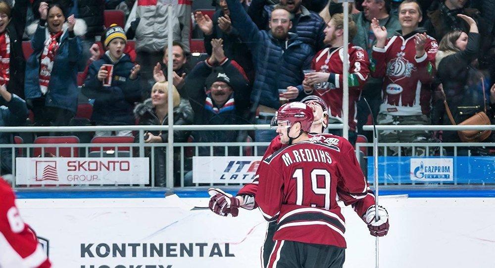 ВоВладивостоке установили рекорд КХЛ посамым быстрым шайбам