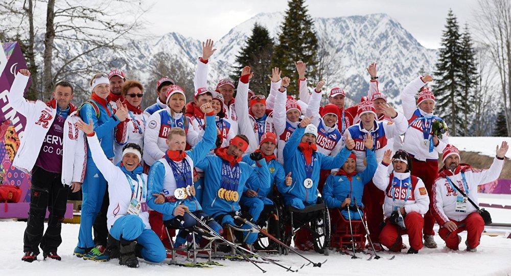 «МПК может сместить русских паралимпийцев посценарию МОК»— Александр Назаров
