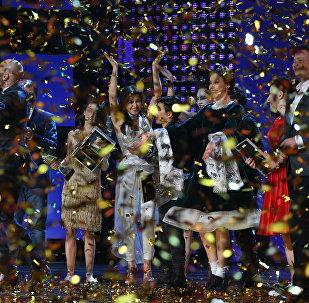 Финал шоу Ты супер! Танцы