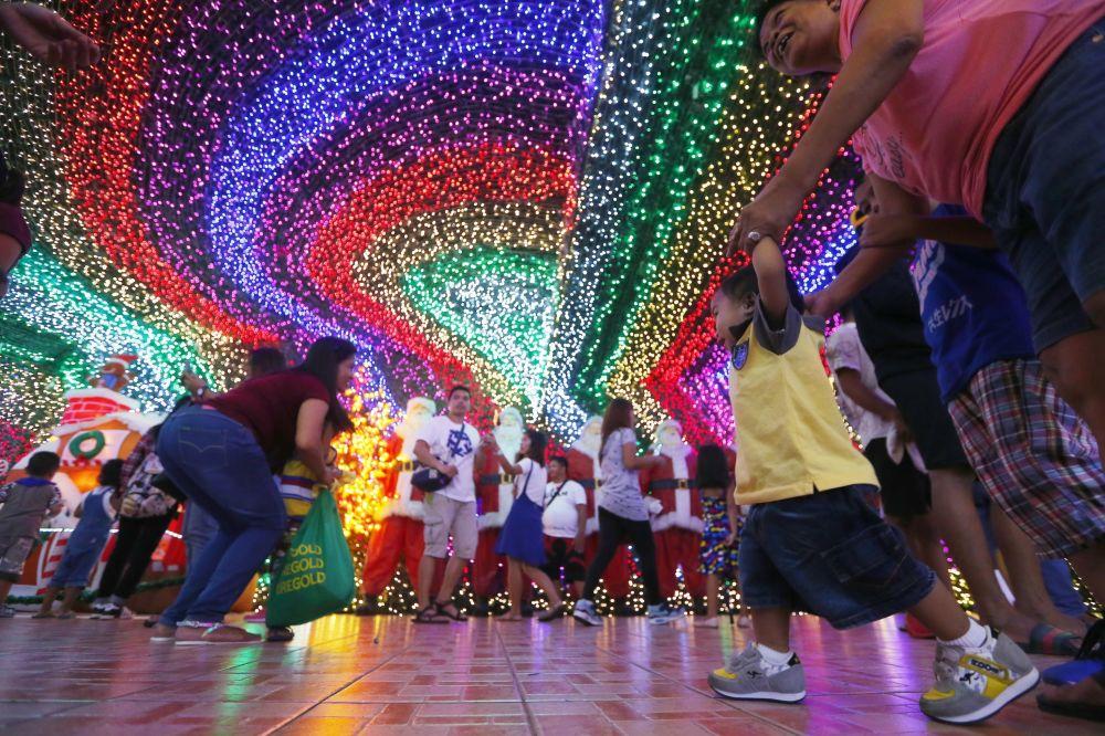 Ziemassvētku rota Manilā, Filipīnās