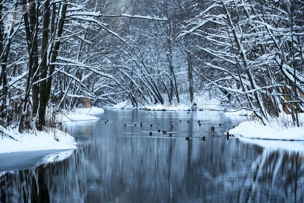 Zilie ezeri ir ļoti populāri daivinga mīļotāju vidū: caurspīdīgā ūdens dēļ reljefa elementi ir skaidri saskatāmi