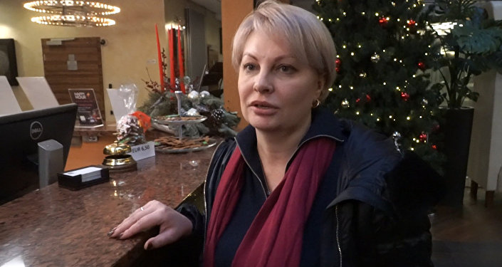 Krievu žurnāliste pastāstīja, kāpēc tiek deportēta no Latvijas