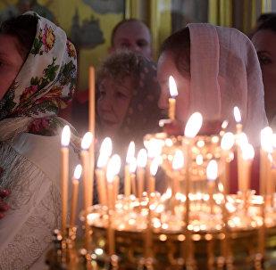 Рождество Христово в городах России