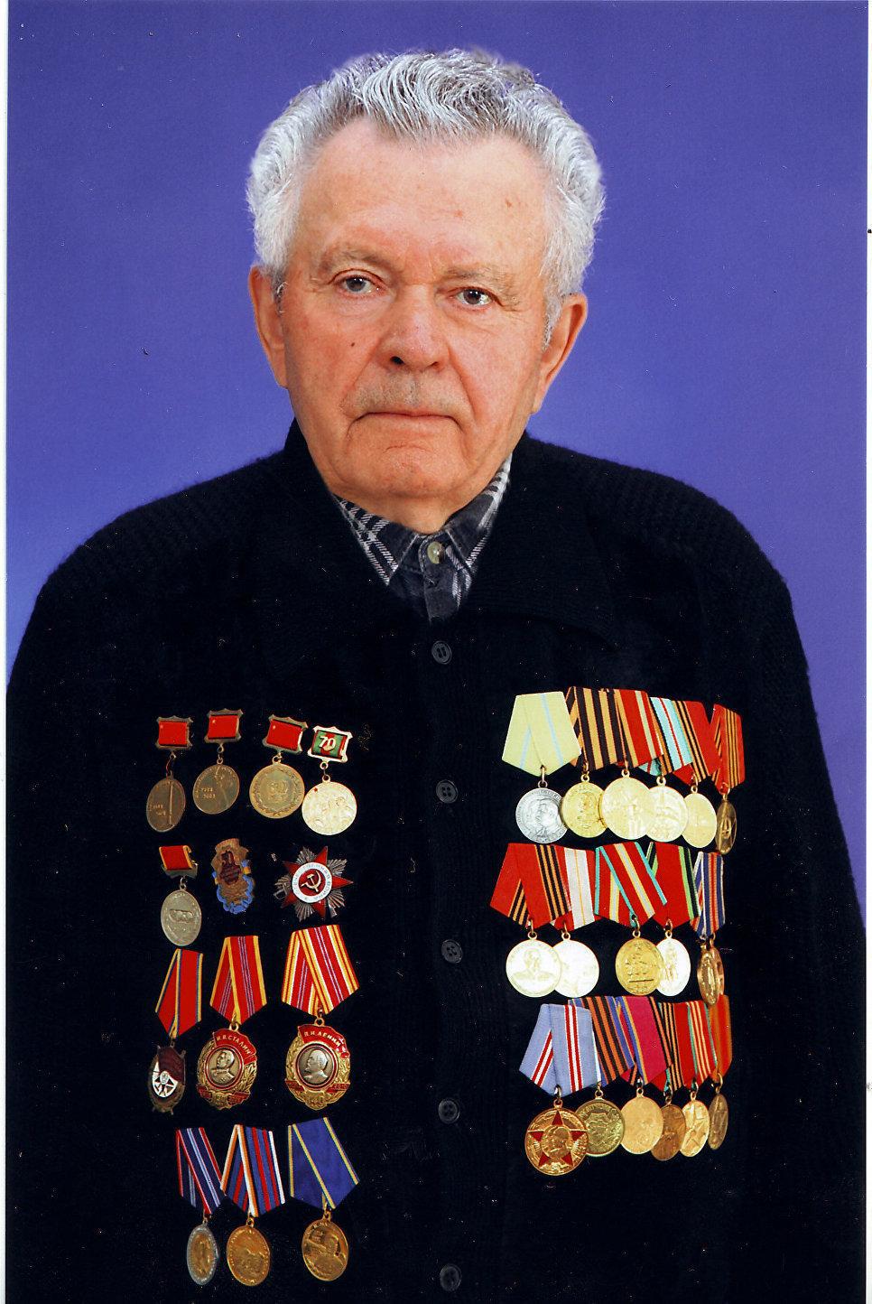 Анатолий Гаврилович Гунарь