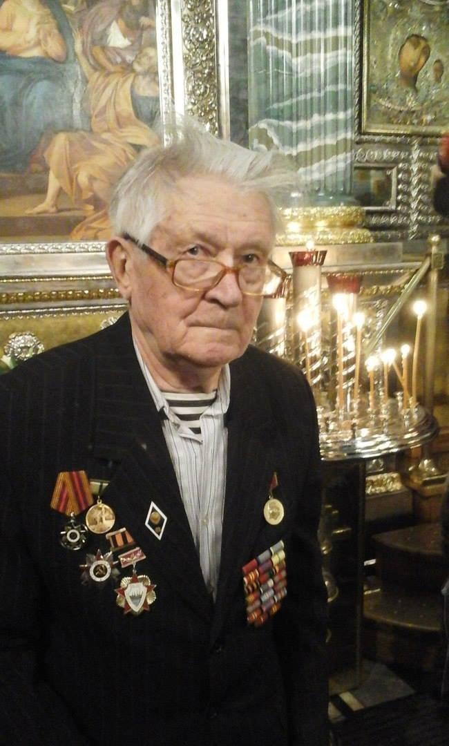 Иван Николаевич Терехов
