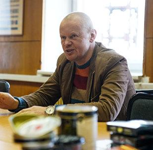Председатель правления рыбоперерабатывающего предприятия Brīvais vilnis Арнольд Бабрис