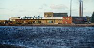 Латвийское рыбоперерабатывающее предприятие Brīvais vilnis, архивное фото