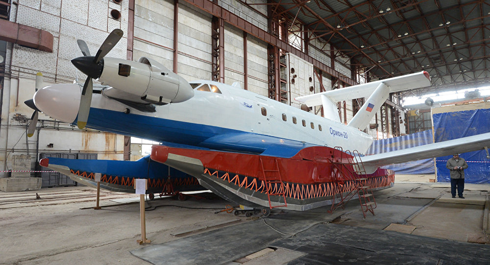 Российские суда на воздушной подушке соединят Таллин и Хельсинки