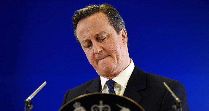 Премьер-министр Соединённого Королевства Дэвид Кэмерон