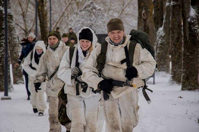 Военно-спортивная игра Десант Утриа