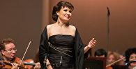 Оперная певица Марина Ребека