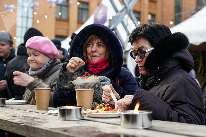 Блюда латышской кухни удивляли даже местных жителей