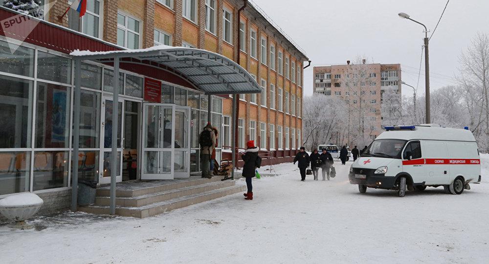 Учительница и 12 детей остаются в больнице после драки в пермской школе