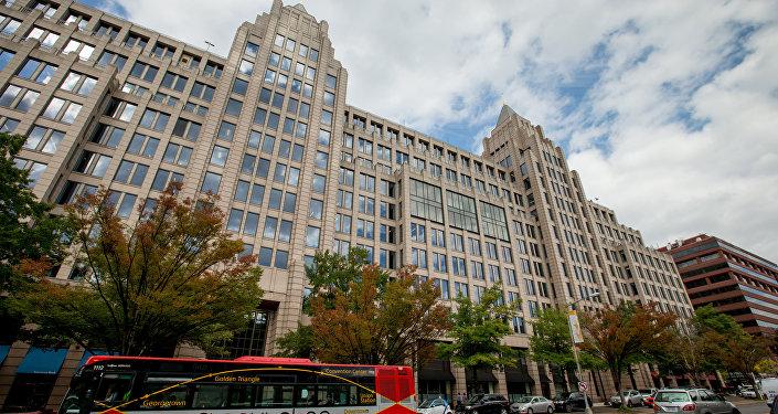 Avīzes Washington Post ēka. Foto no arhīva