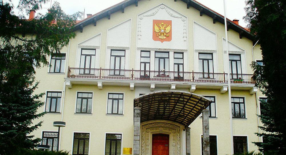 Посольство России ответило на идею мэра Вильнюса переименовать сквер