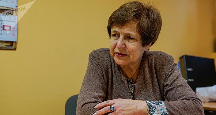 Татьяна Аркадьевна Жданок