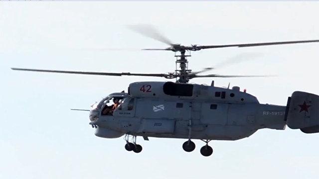 Охота на подлодку: учения на Северном флоте