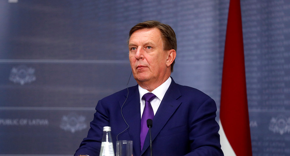 Премьер-министр Латвии Марис Кучинскис