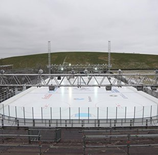 Стадион под открытым небом на Кепке Ушакова