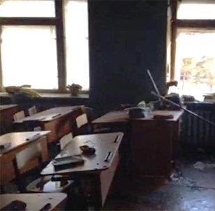 Trīs pusaudži uzbruka skolai Ulānidē