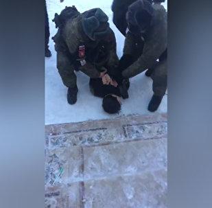 Как проходило задержание напавшего на школу в Улан-Удэ школьника