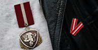 Памятная медаль защитника баррикад 1991 года