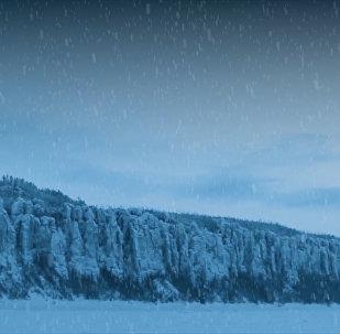 Как в Игре престолов - уникальная горная стена в Якутии