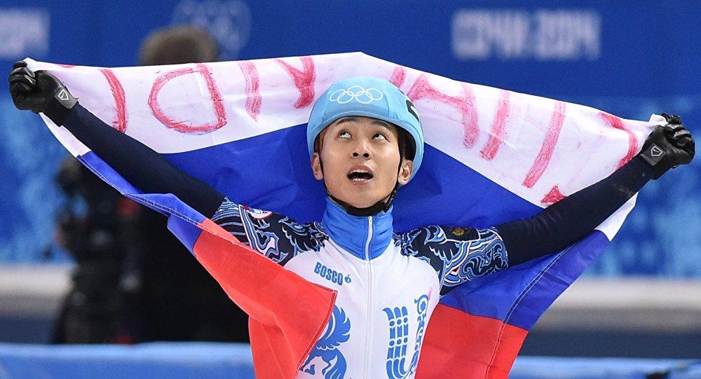 Русского олимпийца Виктора Ана непустили наИгры