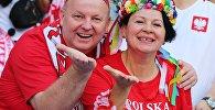 Футбол. Чемпионат Европы - 2016. Матч Польша - Северная Ирландия