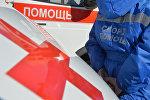Скорая медицинская помощь в России, архивное фото
