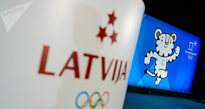 Латвия на зимних олимпийских играх в Пхенчхане
