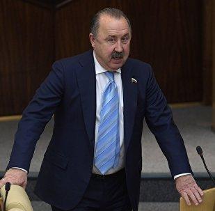 Заместитель председателя Комитета Государственной Думы РФ по физической культуре, спорту, туризму и делам молодежи Валерий Газзаев