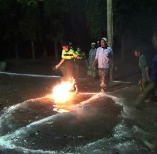 Кокос, огонь и отсутствие ботинок, или Что нужно для игры в футбол в Индонезии