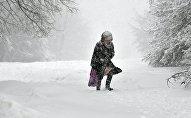Sniegputenis