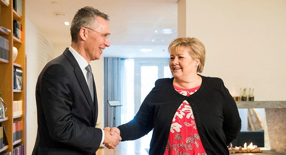 Генеральный секретарь НАТО Столтенберг пояснил, почему альянсу необходимо сотрудничество сРоссией