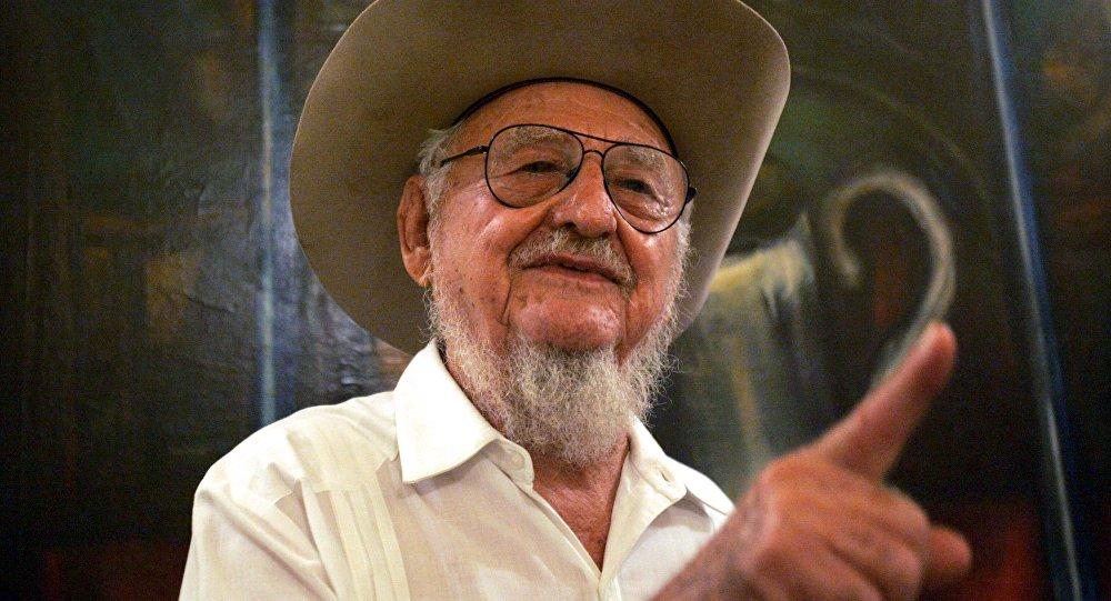 Рамон Кастро. Архивное фото
