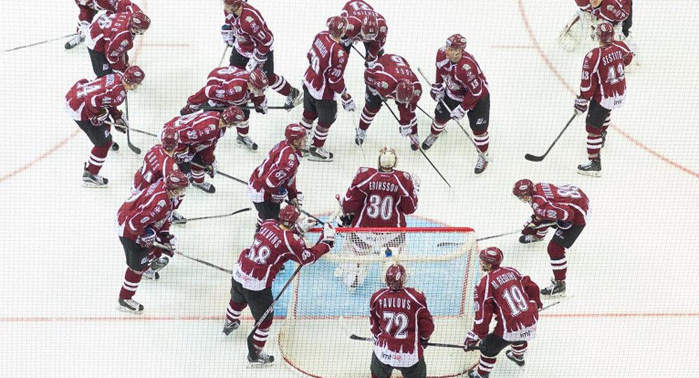 Хоккейный клуб «Динамо» Рига