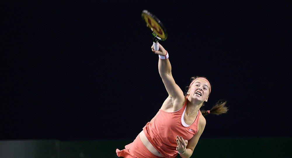 Тольяттинская теннисистка вфинале турнира WTA