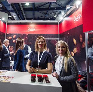 Стенд компании Laima на выставке Продэкспо-2018