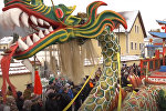 Китайский карнавал в Баварии