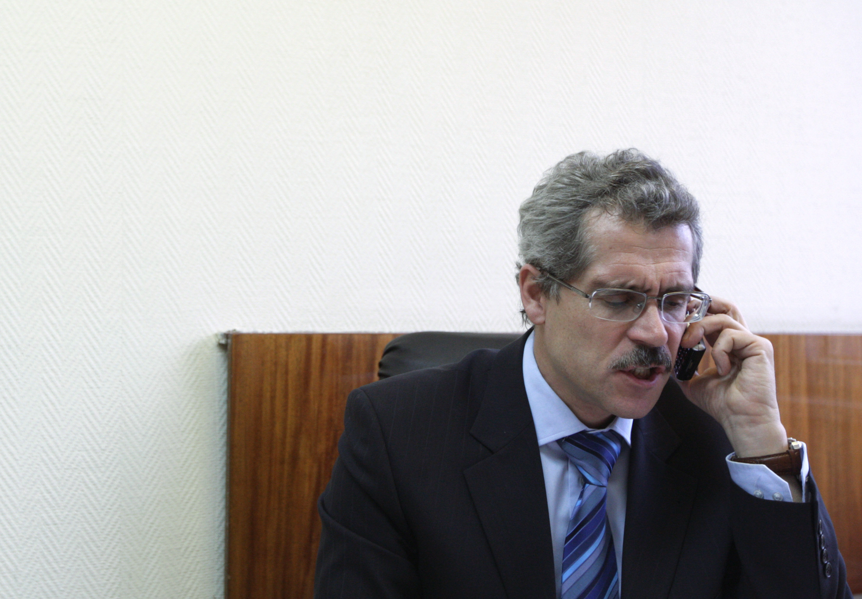 Бывший директор ФГУП Антидопинговый центр Григорий Родченков.