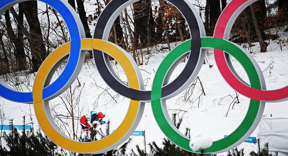 2018. gada Ziemas Olimpiskās spēles
