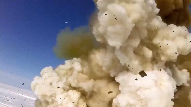 Бьет как стаю комаров: Минобороны РФ показало новую ракету ПРО