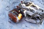 МАК опубликовал фотографии бортовых самописцев разбившегося в Подмосковье Ан-148
