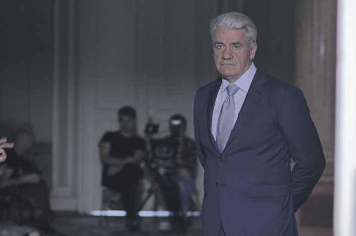 Актер Мартиньш Вилсонс