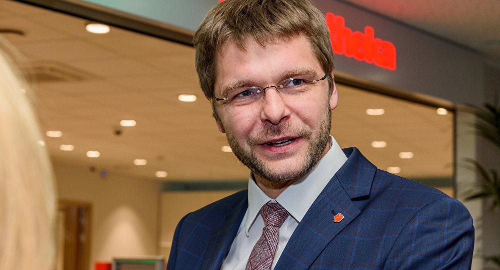Министр здоровья и труда Евгений Осиновский