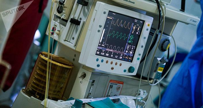 Операционная в больнице им. Паула Страдиня
